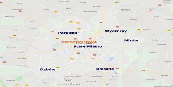 Udrażnianie pionów Częstochowa, studzienek, szamb tel. 502-220-475