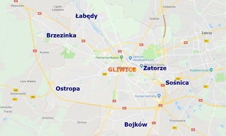 Czyszczenie kanalizacji sanitarnych Gliwice