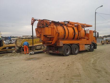 Czyszczenie kanalizacji Bytom:  deszczowych, sanitarnych - WUKO