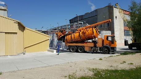 Szybka realizacja usług - duże WUKO Bytom, czyszczenie kanałów kanalizacyjnych